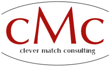 Logo clever match consulting